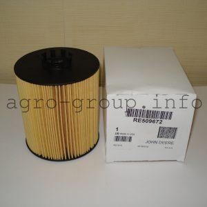 RE509672 Фільтр масляний-min